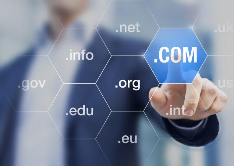 Consejos para registrar un dominio web